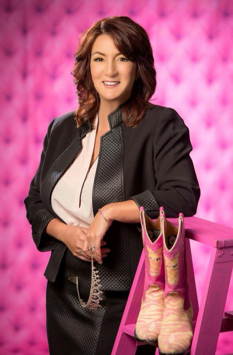 Pink Zebra Karen Esposito