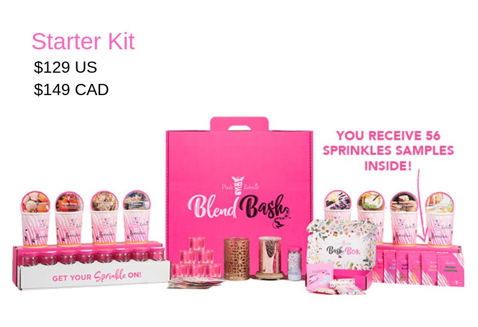 Blend Bash Starter Kit