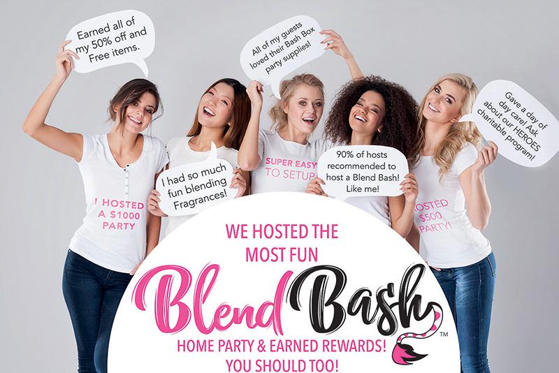 pink zebra blend bash graphic
