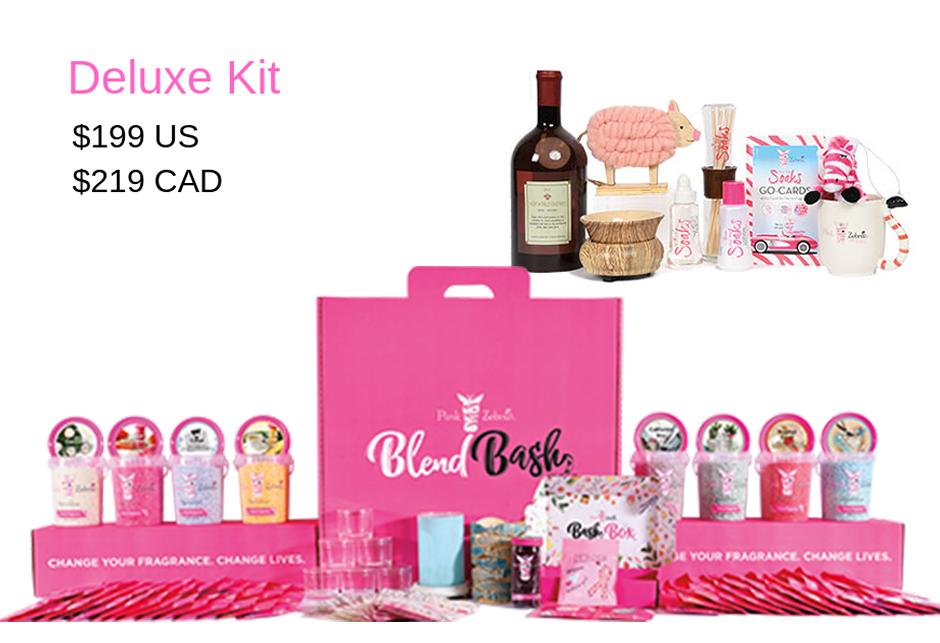 Join Pink Zebra Deluxe Kit